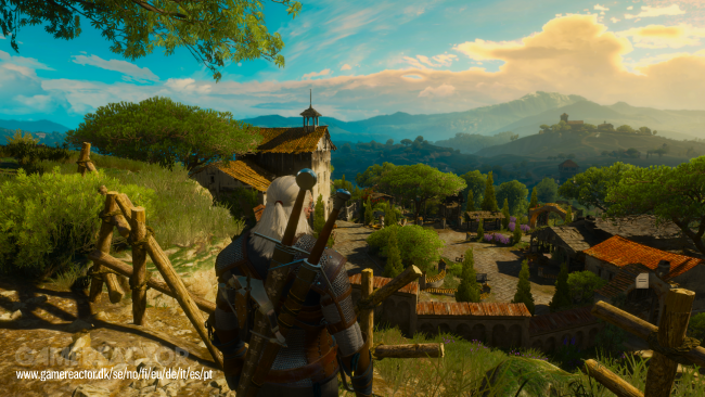 The Witcher 3: Blood and Wine