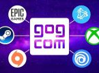 GOG Galaxy è ora integrato all'Epic Games Store