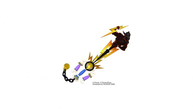 Kingdom Hearts III: diamo un'occhiata agli artwork delle Keyblade