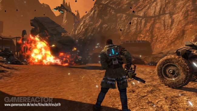 Red Faction Guerrilla Re-Mars-tered Edition arriva su Switch