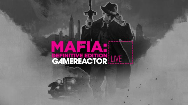 GR Live: Mafia: Definitive Edition