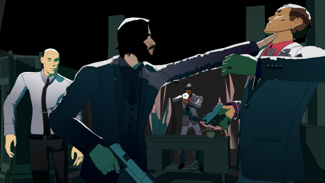 John Wick Hex - Provato all'E3 2019
