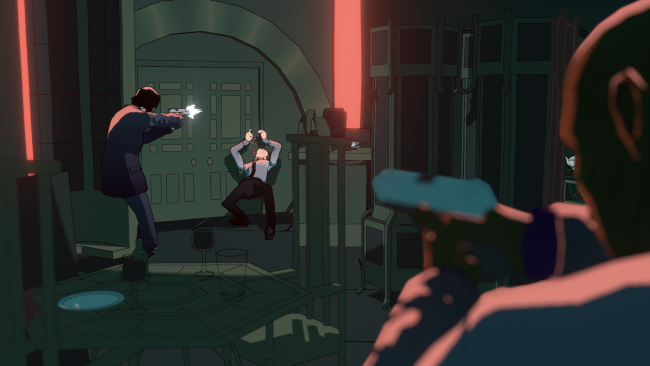 Mike Bithell su John Wick Hex: