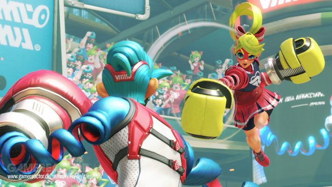 Arms: Il nostro hands-on