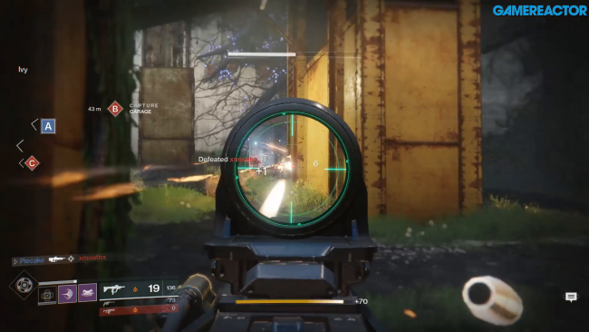 Destiny 2: il nostro gameplay su PC in Crogiolo PvP