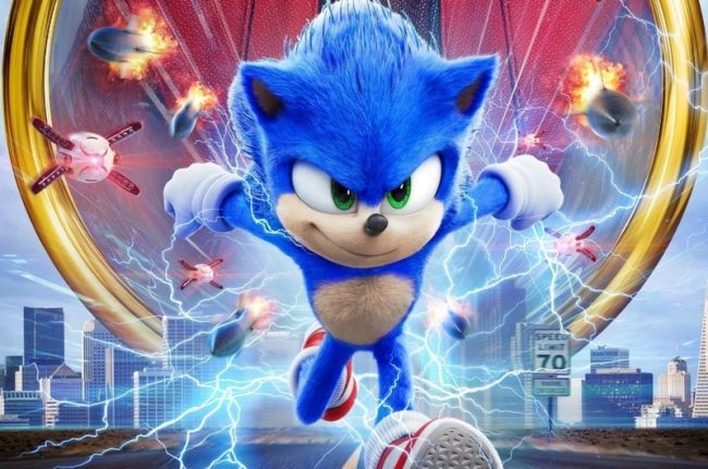 Finite le riprese di Sonic the Hedgehog 2