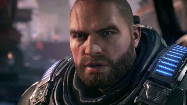 Gears of War 5 gets si mostra nel nuovo story all'Opening Night Live di Gamescom 2019