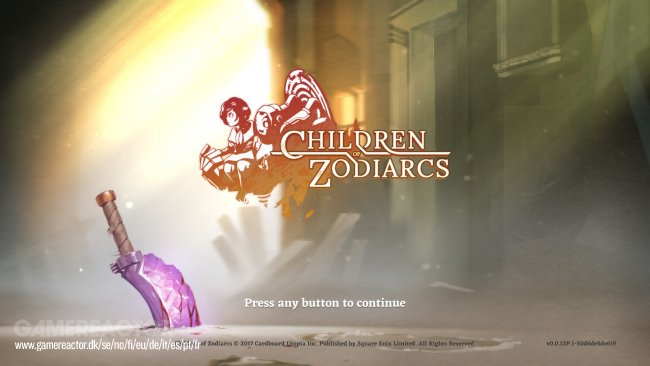 Children of Zodiarcs - Provato