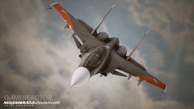 Ace Combat 7: Skies Unknown - Il nostro Hands-on su PSVR