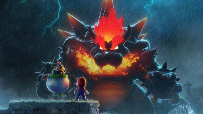 Super Mario 3D World + Bowser's Fury - Un'anteprima infuriata!