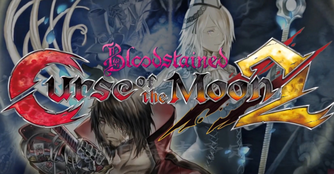 Bloodstained: Curse of the Moon 2 da oggi disponibile