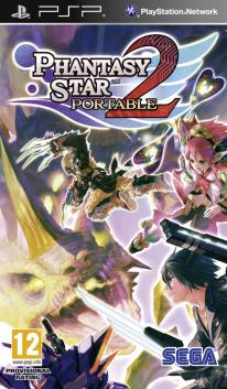 Phantasy Star Portable 2