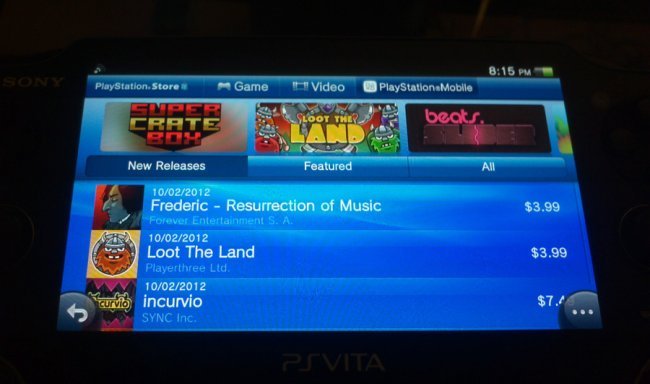 PS Mobile arriva su Vita e Android