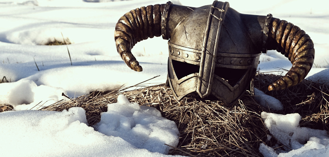 The Elder Scrolls V: Skyrim - Il confronto PS4 Pro e Nintendo Switch