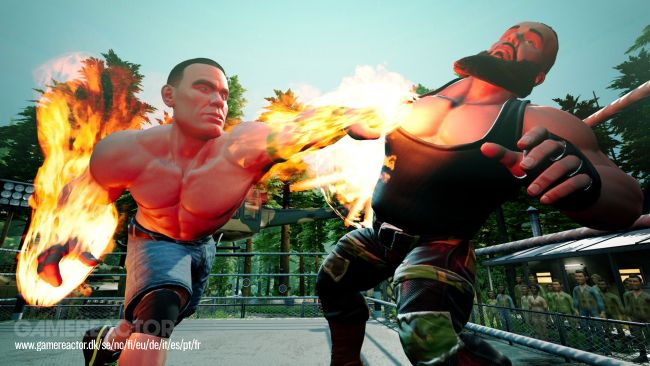 WWE 2K Battlegrounds: annunciata la data di lancio