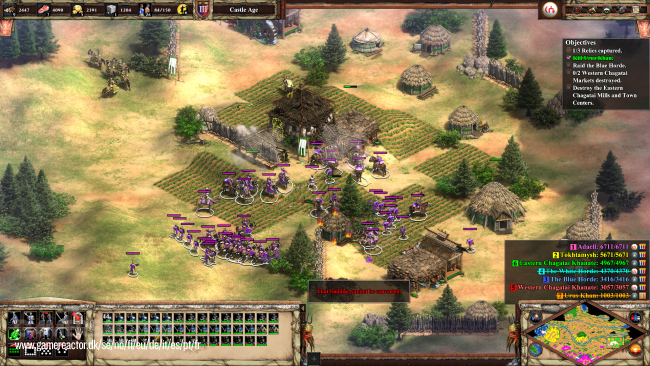 Age of Empires II: Definitive Edition si dà al battle royale