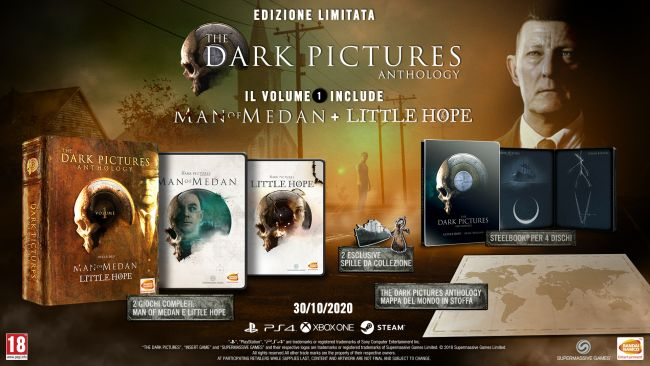 The Dark Pictures: Little Hope ha una nuova data di lancio