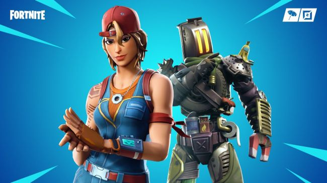 Fortnite: nuove skin, una nuova arma e weekend double XP in arrivo