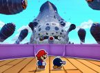 In Paper Mario: The Origami King ci sarà un open world esplorabile con veicoli