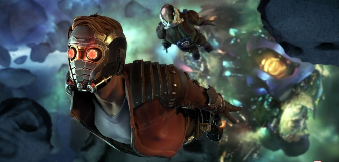 Guardians of the Galaxy: The Telltale Series - Episodio 1: Il nostro gameplay