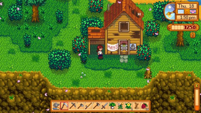Stardew Valley ha venduto 10 milioni di copie