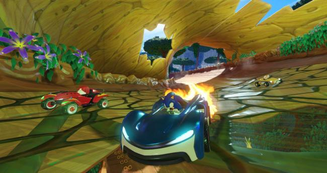 Team Rose in arrivo in Team Sonic Racing