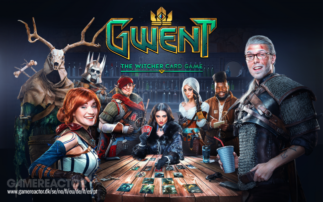 Gwent arriva in beta su PS4 questo weekend