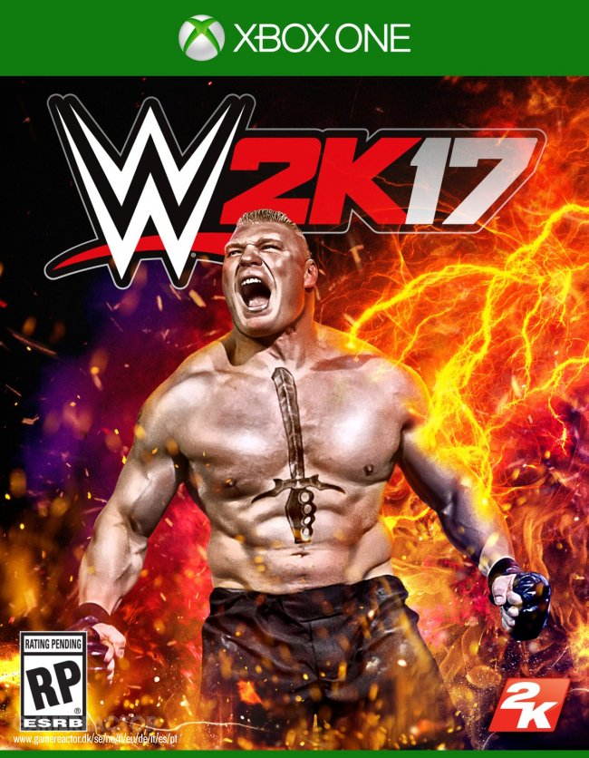 WWE 2K17: Annunciate la data di lancio e la star cover
