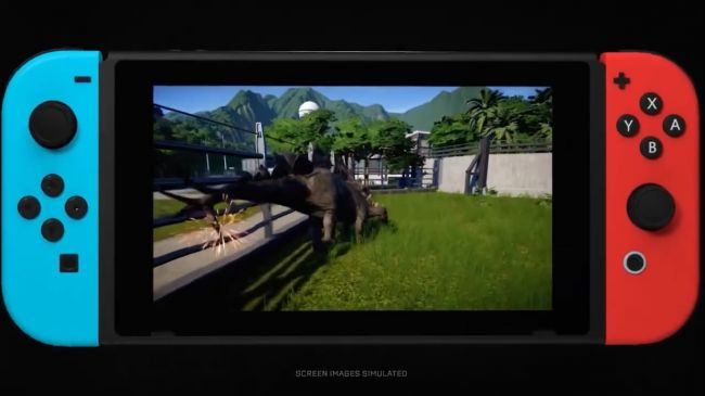 Jurassic World Evolution: Complete Edition (Switch) - Prime impressioni