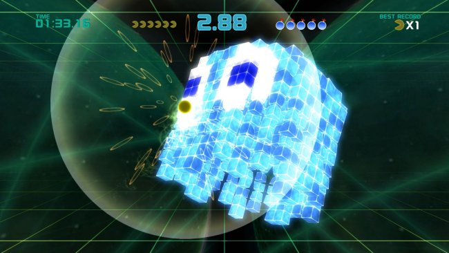 Ecco il nostro gameplay di Pac-Man Championship Edition 2 Plus