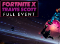 Abbiamo assistito al concerto Fortnite X Travis Scott