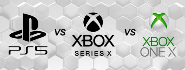 Specifiche tecniche a confronto: PlayStation 5 vs Xbox Series X vs Xbox One X