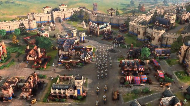 Age of Empires 4 si mostra in un nuovo trailer dell'X019