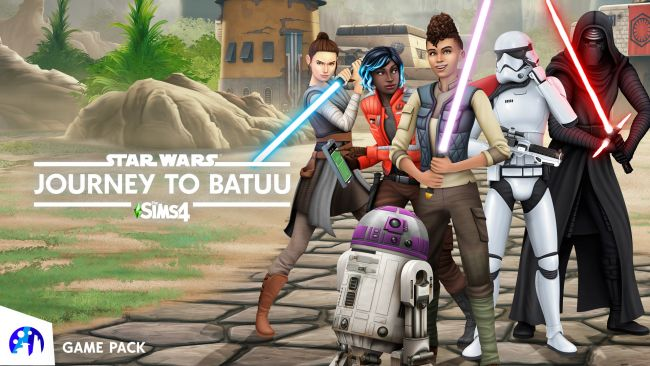 The Sims 4: Star Wars Viaggio a Batuu