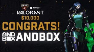 Andbox vince Renegades Valorant Invitational