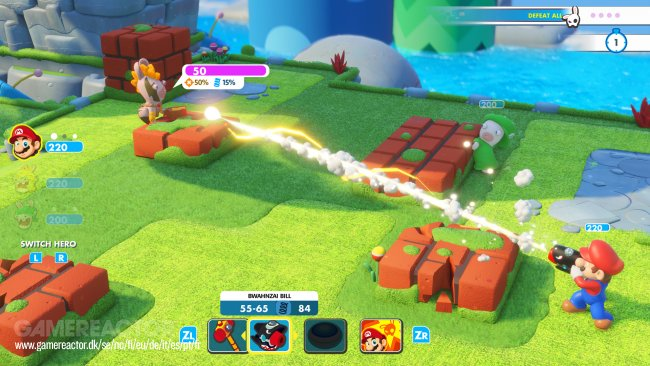 Il creative director di Xcom 2 commenta Mario + Rabbids Kingdom Battle