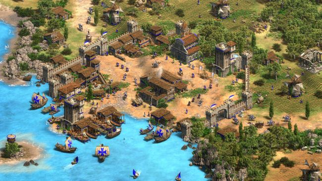Age of Empires II: Definitive Edition - Lords of the West - La recensione