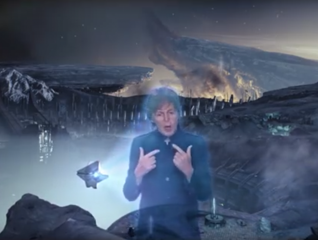 Destiny 2: C'è un easter egg della canzone di Paul McCartney nella beta