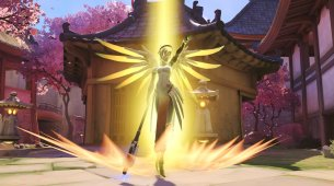 Overwatch Contenders playoffs will not use Mercy changes