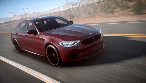 Need for Speed Payback: In arrivo la nuova BMW M5