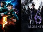 Resident Evil 5 e 6 arrivano su Switch, disponibili giroscopio e motion control