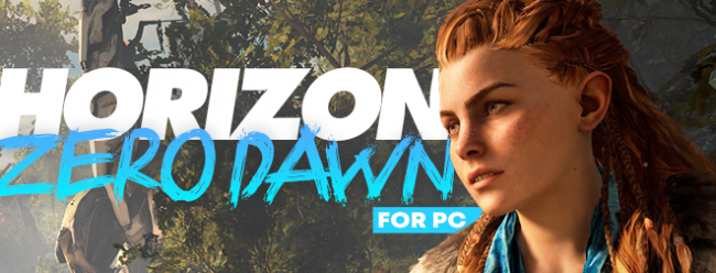 Horizon: Zero Dawn, disponibile la patch 1.01