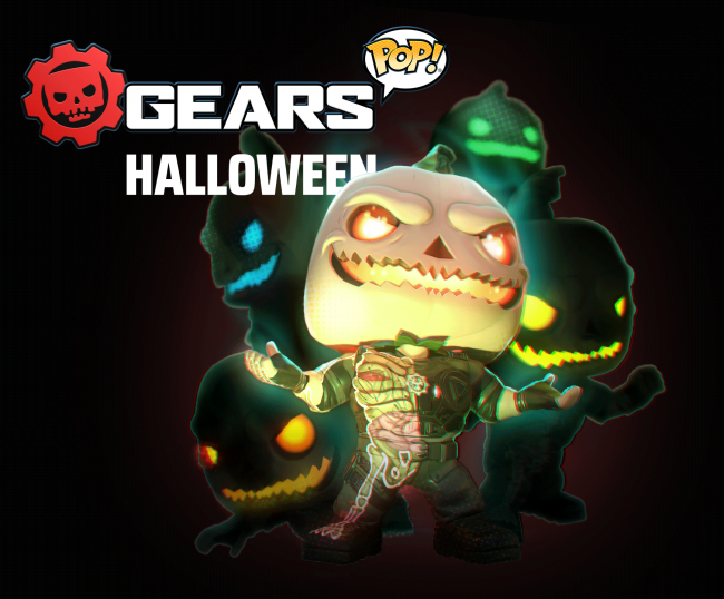 Gears POP!: annunciato l'evento di Halloween