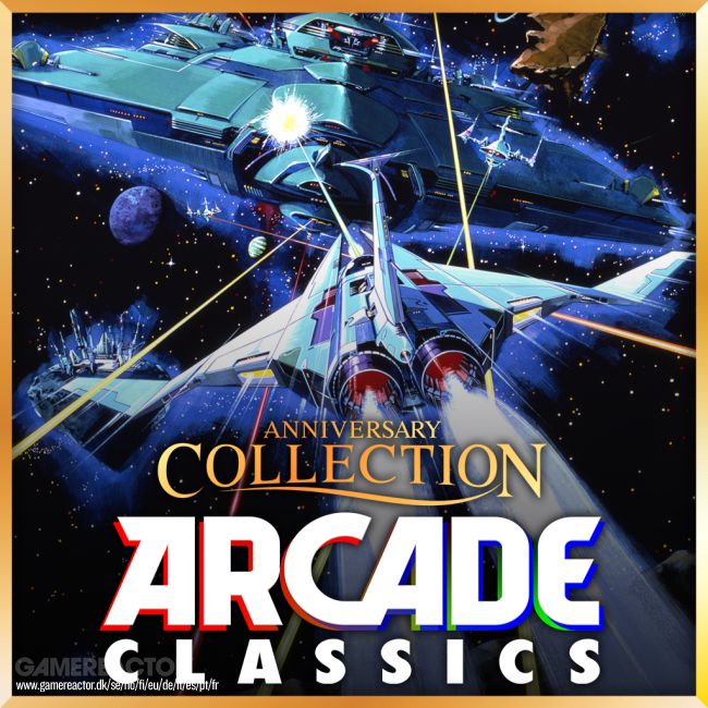 Konami Anniversary Collection: Arcade Classics