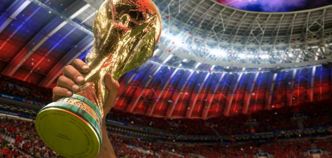 FIFA 18: Guarda due match dell'espansione FIFA World Cup Russia