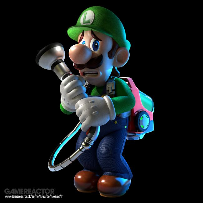 Luigi's Mansion 3 arriva ad Halloween