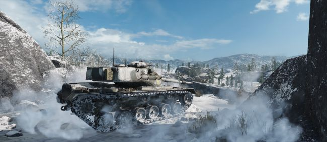World of Tanks Console: al via la Season 4 - Winter Warriors