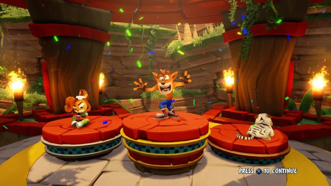 Crash Team Racing Nitro-Fueled ancora al #1 nella classifica italiana