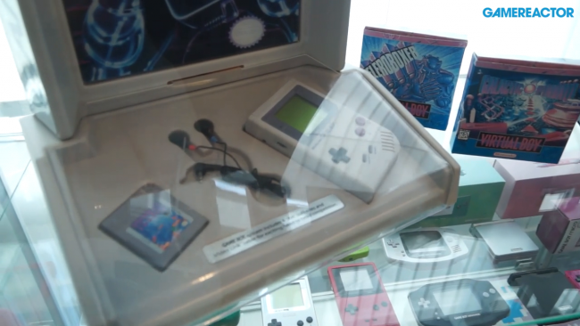 Nintendo - Il Tour del Museo a Kungsbacka in Svezia