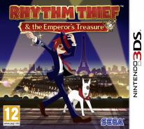 Rhythm Thief e il Tesoro dell'Imperatore